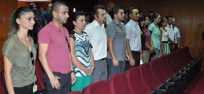 Öğretmenler mecliste