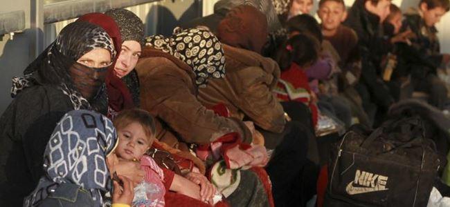 Suriyeli sığınmacılara sınırda şiddet