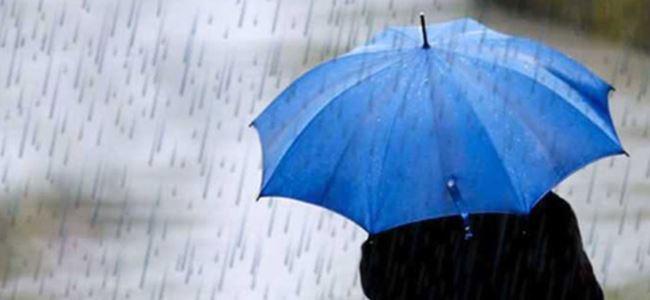 Bugün yağmurlu geçecek