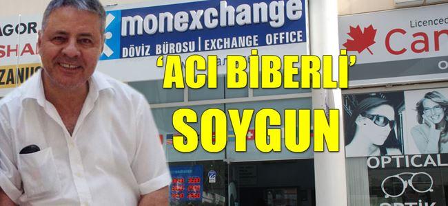 Girne'de SOYGUN