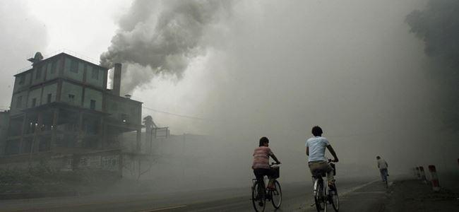 Çevreyi kirleten işletmelere para cezası yağdı
