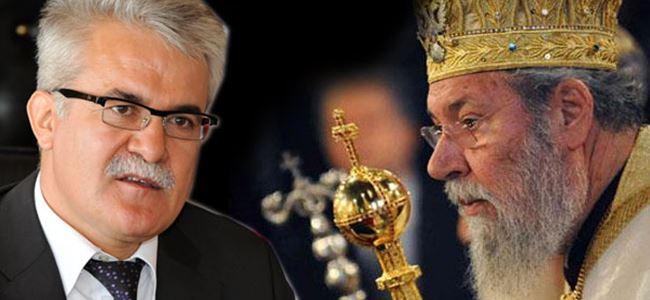 II. Hrisostomos  Atalay'ı Bafta konuk edecek