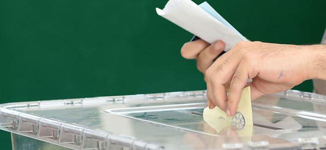 Ara seçim adaylık başvuruları yarın alınacak