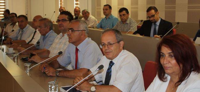 DAÜ Senatosu rektör seçimi için toplandı