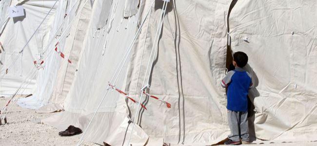 Kurtulan mülteciler Lefkoşaya nakledildi