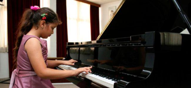 Küçük piyanistimize büyük ödül