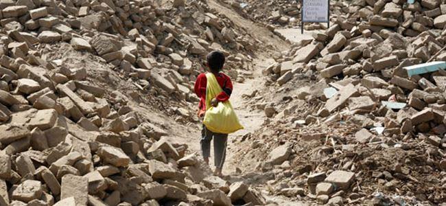 Depremde 4ü çocuk 8 kişi öldü
