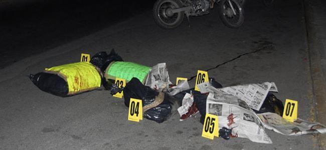 Çeteleri arasında çatışma, 11 ölü