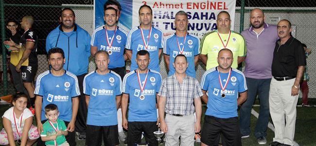 Enginel turnuvası tamamlandı