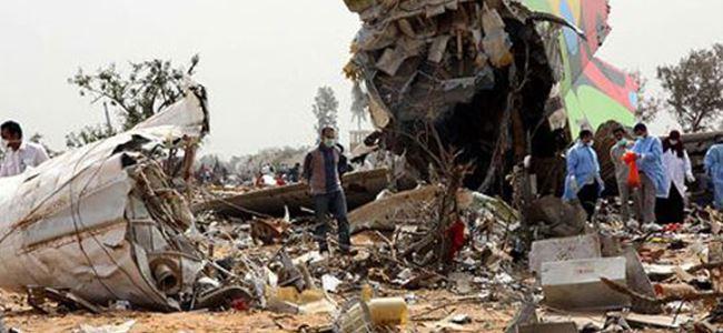 Ekvadorda uçak kazası