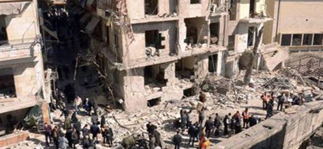 Şama saldırı:23 ÖLÜ