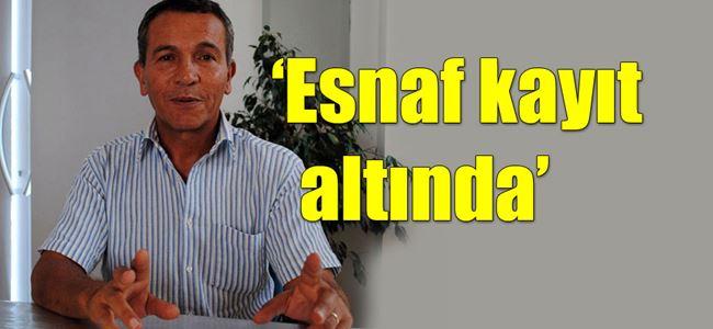 KTEZO Başkanı Tulga, çalışmalarını anlattı