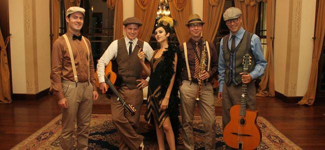 Jazz Festivali'nde Flapper Swing sahne alacak