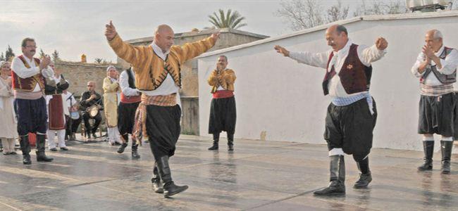 """Kambilli'ye TUFAD ile """"Kıbrıslı  ağır adımlar"""" desteği  ..."""