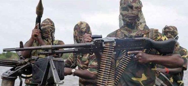 Boko Haram 8 can aldı