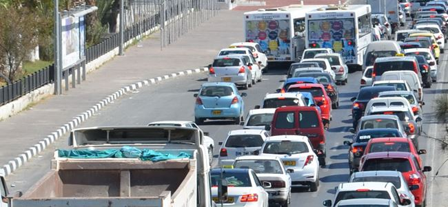 Trafik kazalarının haftalık mali bilançosu 300 bin TL