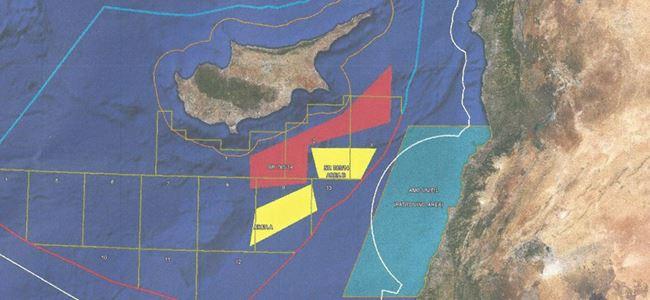 Güneyde gazeteler Türk Navtex haritasını yayınladı