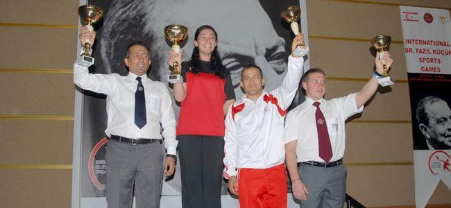 Judoda şampiyonluk Türkiye'nin