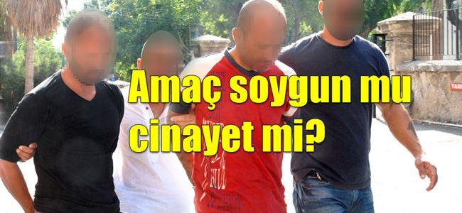 YASADIŞI YOLLA, SİLAHLA GELDİLER!