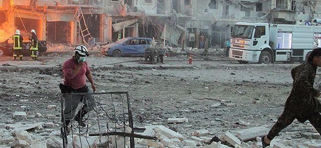 Halepte 20 rejim askeri öldürüldü