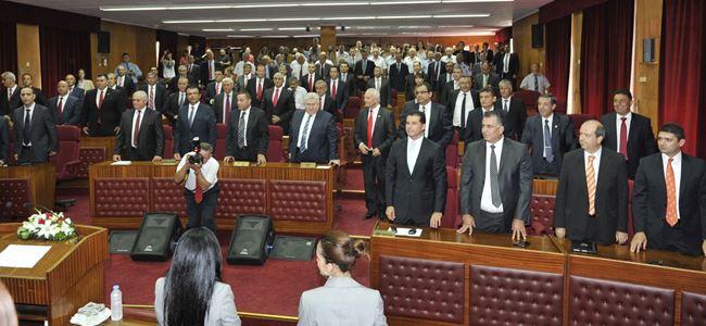 Meclis Kıbrıs gündemiyle toplandı