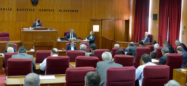 Mecliste 5 saat Kıbrıs konuşuldu