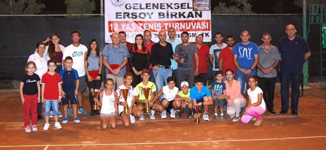 Birkan turnuvası tamamlandı