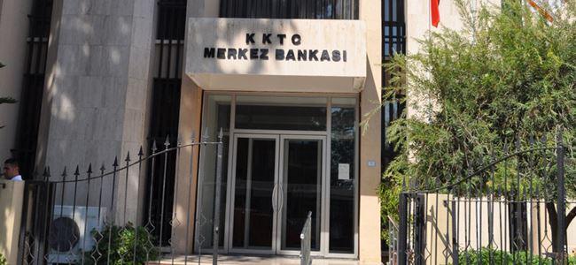KKTC Merkez Bankası'nda bir ilk
