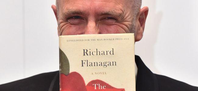 Man Booker Ödülü, Flanaganın