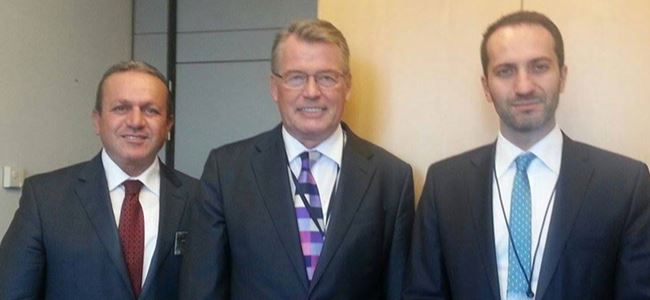 Meclis Heyeti Brüksel'de temaslar yaptı