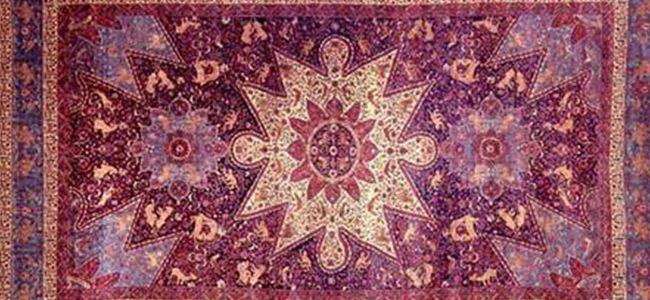 Ermeni halısı Beyaz Sarayda