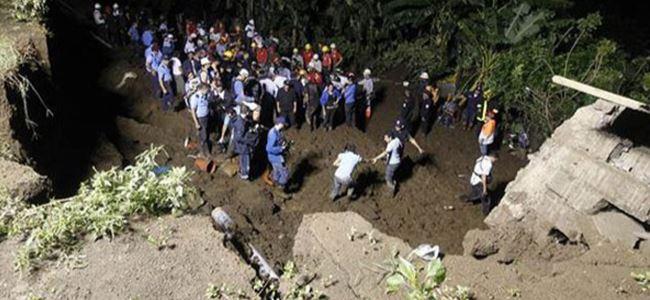 Nikaraguada çöken duvar can aldı