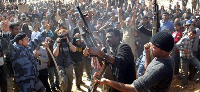 Libyada kabile çatışması can aldı