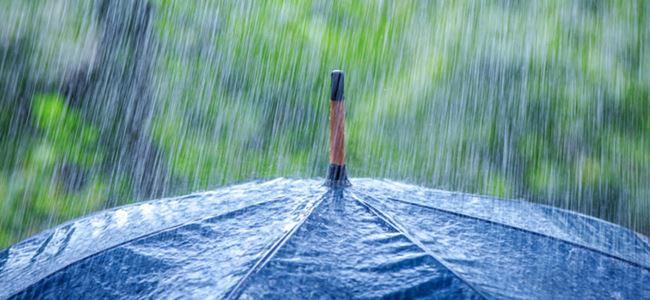 Salı gününe kadar yağış bekleniyor