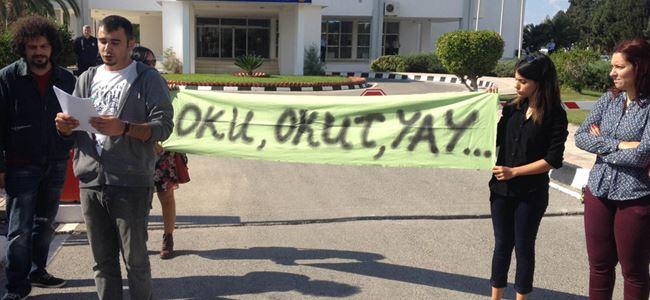 Baraka'dan Polis Genel Müdürlüğüne karar tebliği