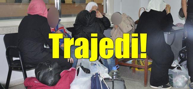 Mağusada 42 mülteci