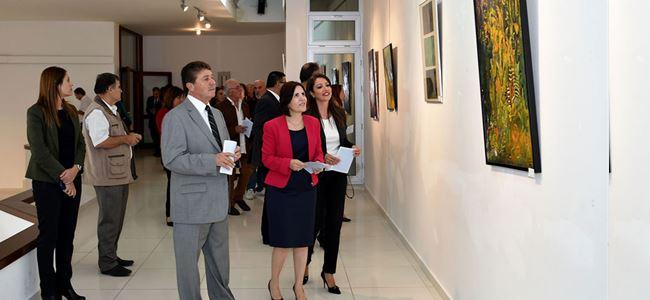 Cumhuriyet Meclisi II. Resim Koleksiyonu Sergisi  açıldı