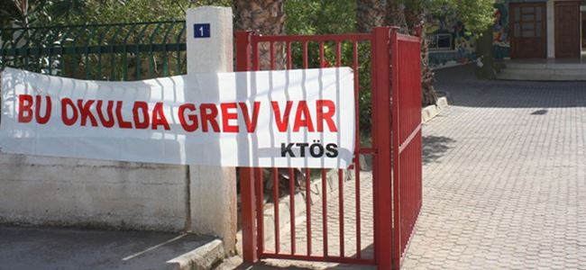 5 okulda GREV VAR