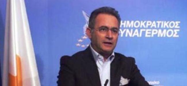 DİSİ'nin yeni Başkanı Averof Neofitu