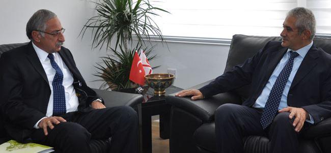 """""""Girne'den Lefkoşa'ya 10 km'lik yol yapılacak"""""""