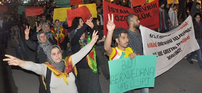 """""""AKP Hükümeti'nin IŞİD'e desteği onaylanmıştır"""""""