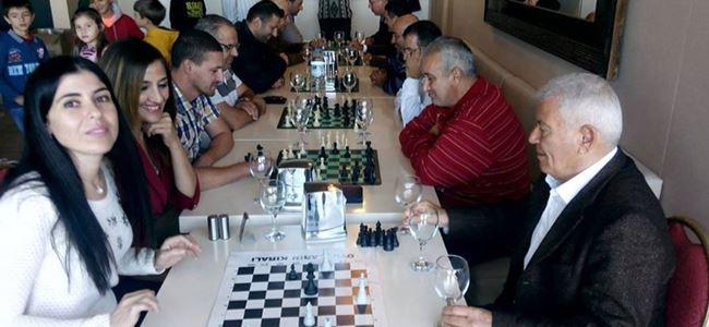Gürçağ turnuvası tamamlandı