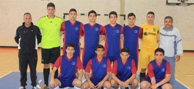 Liselerde Futsal mücadelesi