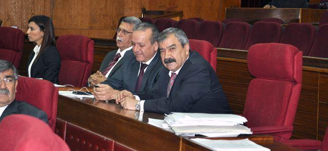 Abbas Sınay Meclis'e döndü