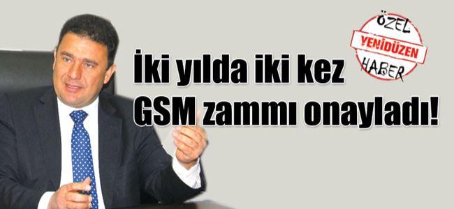 'Cep zammını eleştiren Ersan Saner 'gerçeği'