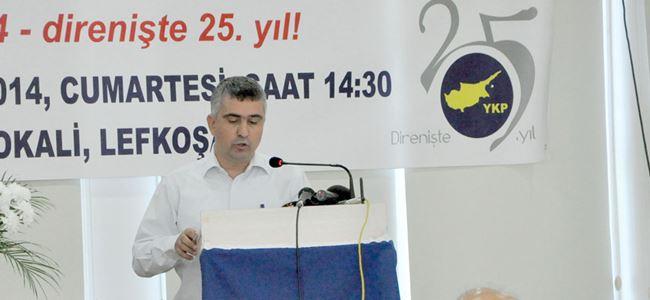 YKP Parti Meclis Üyeleri belirlendi
