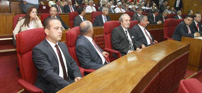 CAS çalışanları mecliste