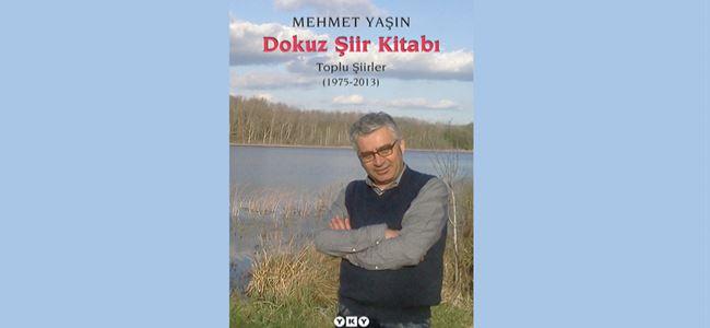 Mehmet Yaşın'ın toplu şiirler kitabı