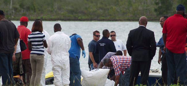 Uçak geminin üstüne düştü: 9 ölü
