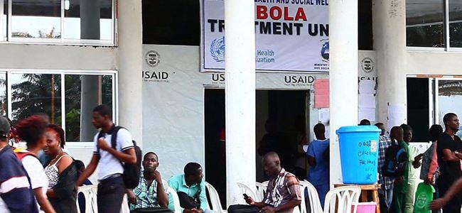 ABD, Liberyada hastane açtı